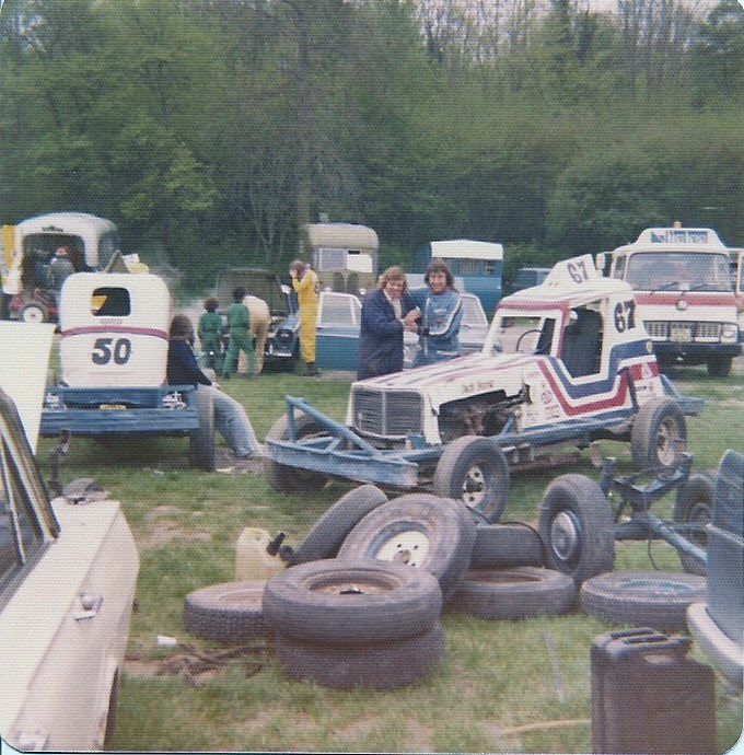 Lydden Hill pits