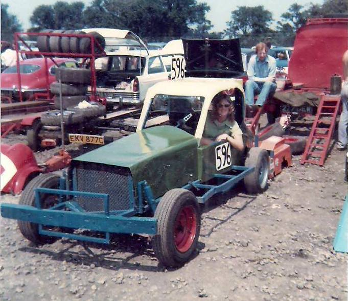 Here it is When Bob Boddington raced it
