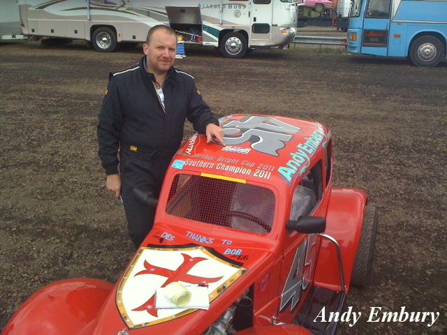 Andy Embury