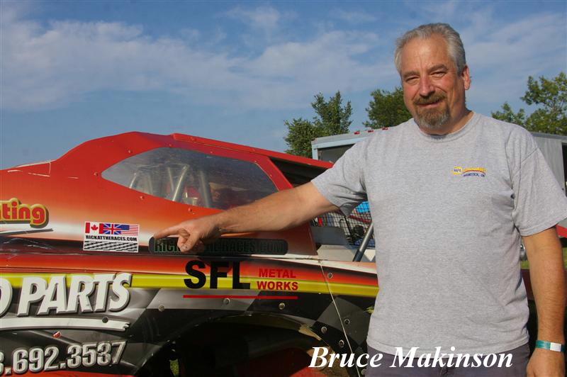 Bruce Makinson