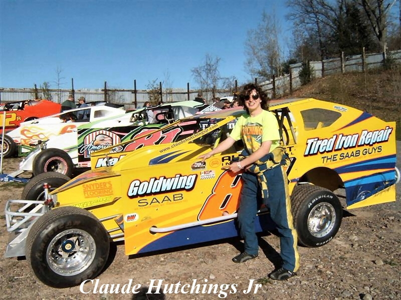 Claude Hutchings