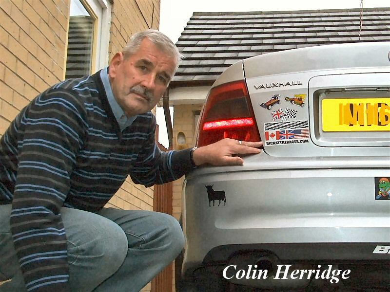Colin Herridge