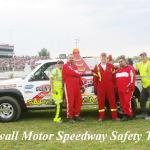 Cornwall Motor Speedway Safety Team