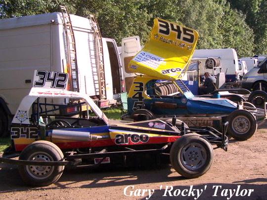 Gary Rocky Taylor