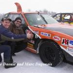 Guillaume Daoust and Marc Dagenais