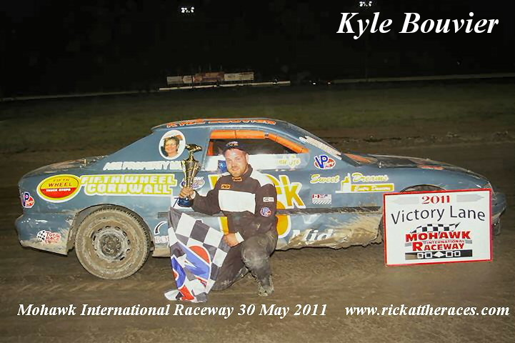 Kyle Bouvier