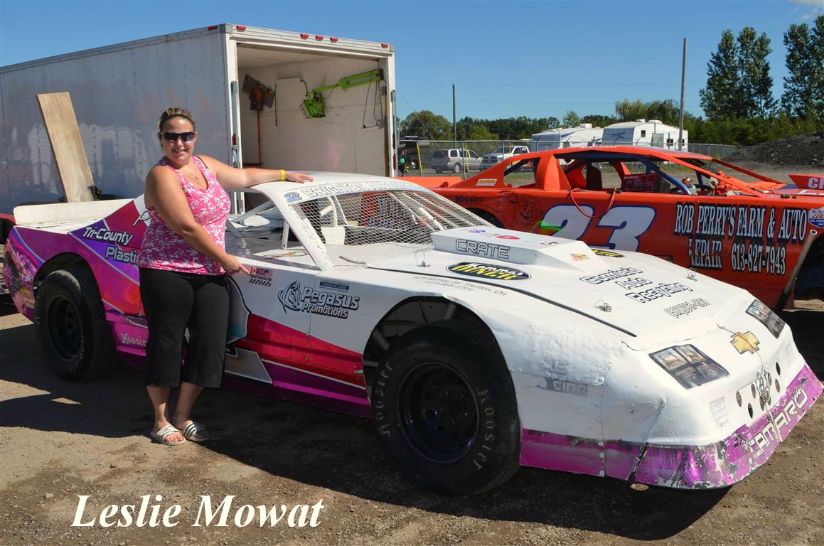 Leslie Mowat