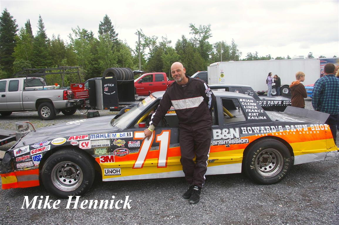 Mike Hennick