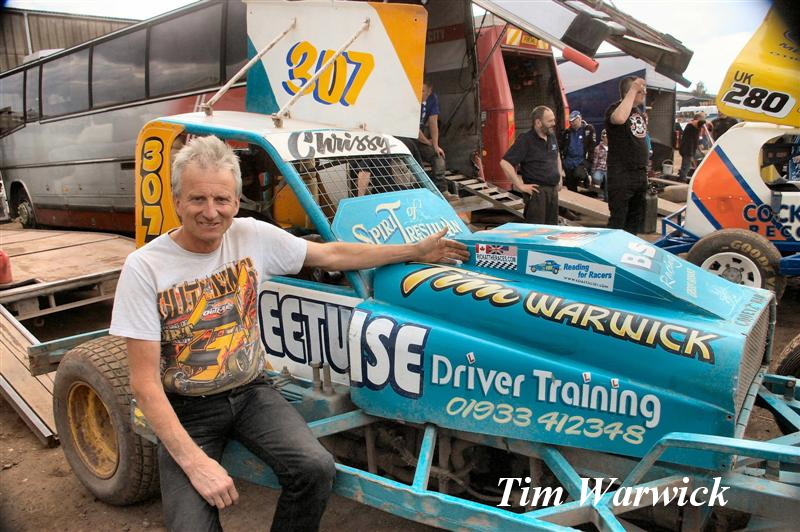 Tim Warwick