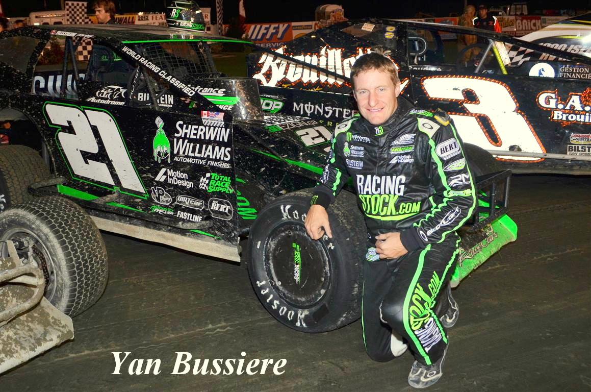 Yan Bussiere