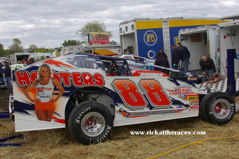 17 May 2009 Rick At The Races