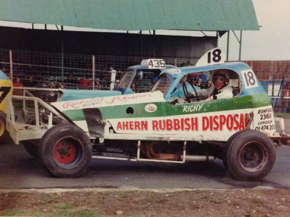 Richy Ahern (not my pic, photographer unknown)