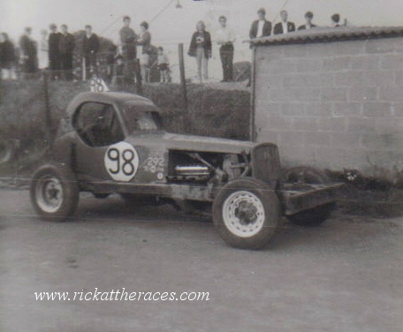 Bob Laurie at Swindon