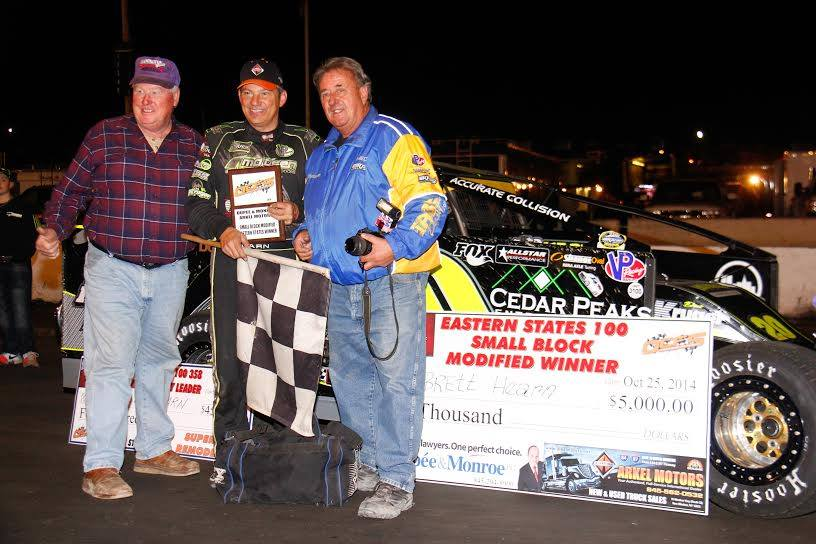 FLASHBACK to Brett Hearns win at the Eastern States in 2014