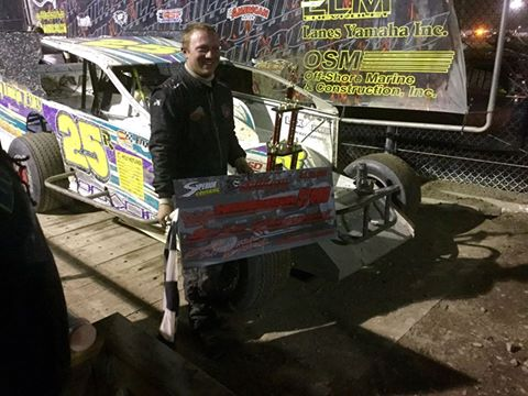 Another win for Erick Rudolph at 'Outlaw' JAY FISH PHOTO