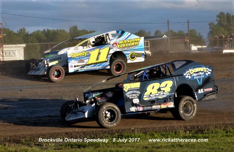 09   July   2017   Rick at the Races